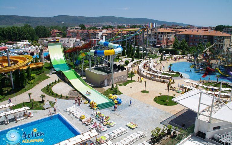 Action Aquapark – Слънчев Бряг